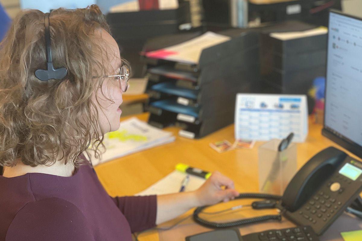 Innos Tools booking afdeling - vi ringer op før vi besøger kunderne